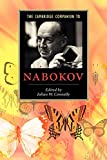 Connolly, Julian W.: The Cambridge Companion To Nabokov