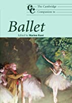 The Cambridge Companion to Ballet by Marion…