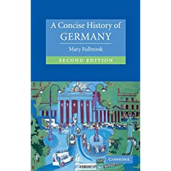 an analysis of a consise history of germany Following the break up of the frankish realm, for 900 years, the history of germany was intertwined with the history of the holy roman empire,.