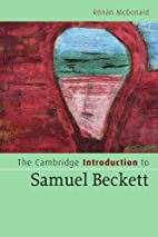 The Cambridge Introduction to Samuel Beckett…