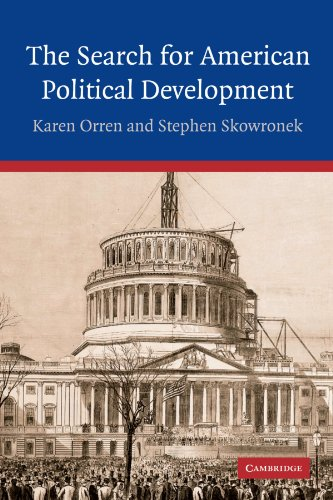 the-search-for-american-political-development