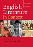 Poplawski, Paul: English Literature in Context