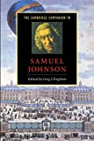 Clingham, Greg: The Cambridge Companion to Samuel Johnson