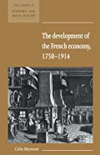 The Development of the French Economy…
