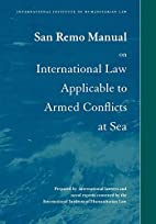 San Remo Manual on International Law…