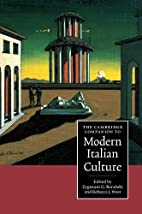 The Cambridge Companion to Modern Italian…