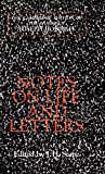Conrad, Joseph: Notes on Life and Letters (The Cambridge Edition of the Works of Joseph Conrad)
