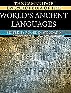 The Cambridge Encyclopedia of the World's…