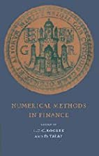 Numerical Methods in Finance (Publications…