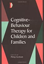 Cognitive Behaviour Therapy for Children and…