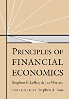 Principles of Financial Economics by Stephen…