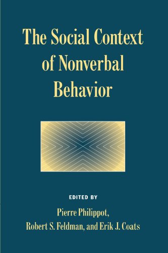 the-social-context-of-nonverbal-behavior-studies-in-emotion-and-social-interaction