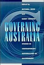 Governing Australia: Studies in Contemporary…