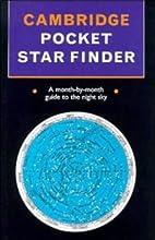 Cambridge Pocket Star Finder by Cambridge…