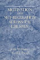 Motivation and Self-Regulation across the…