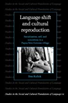 Language Shift and Cultural Reproduction :…