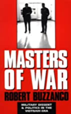 Masters of War: Military Dissent and…