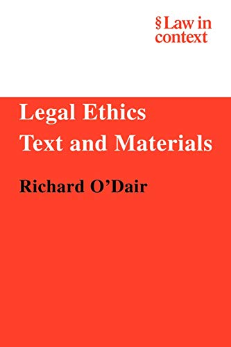 legal-ethics-text-and-materials-law-in-context