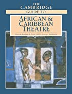 The Cambridge Guide to African and Caribbean…