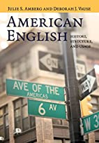 American English : history, structure, and…