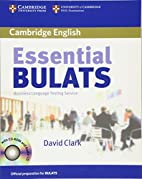 Essential BULATS with Audio CD and CD-ROM by…