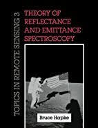 Theory of Reflectance and Emittance…