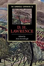 The Cambridge Companion to D. H. Lawrence by…