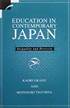 Education in Contemporary Japan: Inequality…