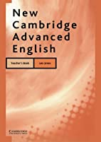 New Cambridge Advanced English…