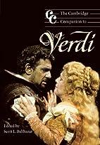 The Cambridge Companion to Verdi by Scott L.…