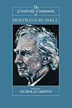 The Cambridge Companion to Russell by…