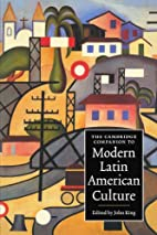 The Cambridge Companion to Modern Latin…