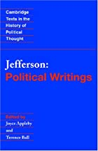 Jefferson: Political Writings (Cambridge…