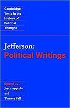 Jefferson: Political Writings by Thomas…