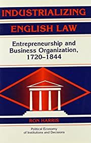 Industrializing English Law:…