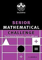 Senior Mathematical Challenge: The UK…