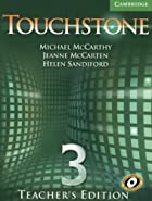 Touchstone Teacher's Edition 3 with Audio CD…