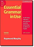 Essential Grammar in Use by Raymond Murphy