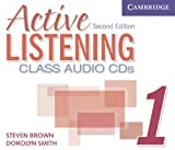 Brown, Steve: Active Listening 1 Class Audio CDs