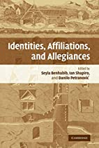 Identities, Affiliations, and Allegiances by…