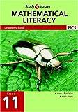 Morrison, Karen: Study and Master Mathematical Literacy Grade 11 Learner's Book