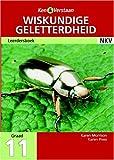 Morrison, Karen: Study and Master Mathematical Literacy Grade 11 Learner's Book Afrikaans Translation