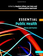 Essential Public Health: Theory and Practice…