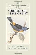 The Cambridge Companion to the 'Origin of…