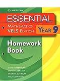 Greenwood, David: Essential Mathematics VELS Edition Year 9 Homework Book