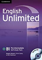 English Unlimited Pre-intermediate…
