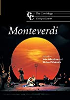 The Cambridge Companion to Monteverdi by…