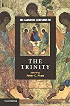 The Cambridge Companion to the Trinity by…