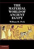 The Material World of Ancient Egypt by…
