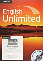 English Unlimited Starter Coursebook with…